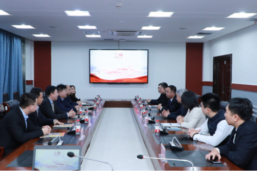 Delegation of the Association of Industries and Commerce of North District of Hong Kong Visited HIT