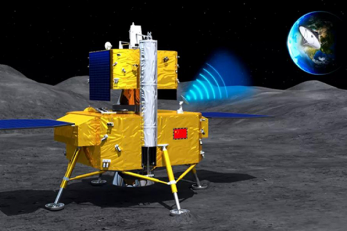 Boom! Many Techniques Invented By HIT Support China's First Lunar Sampling Return Mission