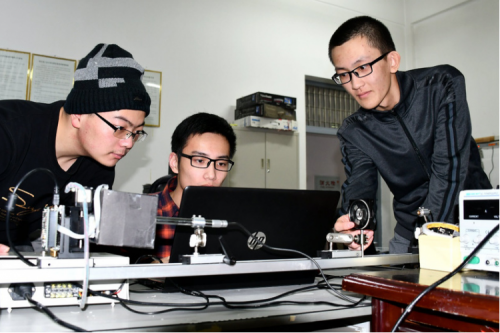 "The students of HIT won great achievements in ""China Undergraduate Physics Experiment Competition(Innovation)"" in 2020"
