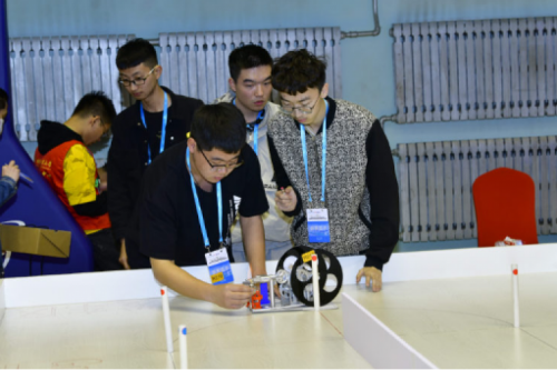 Teams from HIT Excel at he 7th National Competition of Comprehensive Ability of Engineering Training for University Students (Heilongjiang Province Selection Competition)
