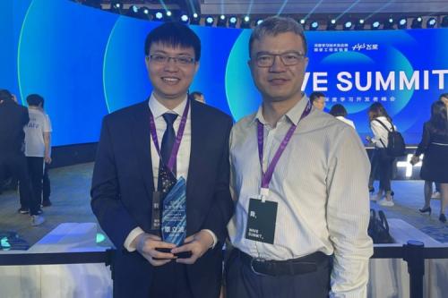 Qin Libo, Ph.D. student of Computing Department, won the 8th Baidu Scholarship