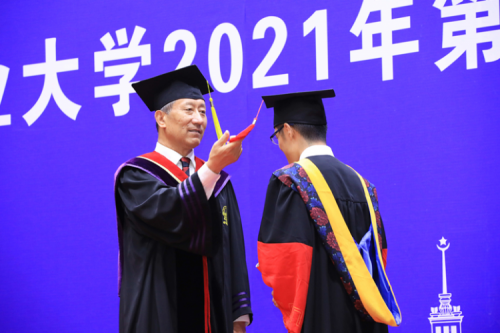 391 PhD students start a new journey in life