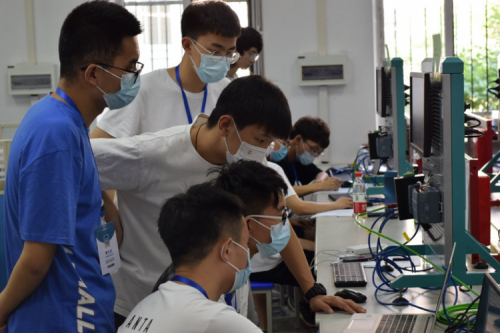 """The 15th """"SIEMENS Cup"""" China Intelligent Manufacturing Challenge (Northeast Division II ) Was Held in HIT"""